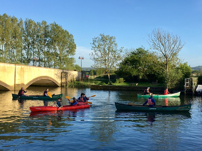 Canoe Coaching 3