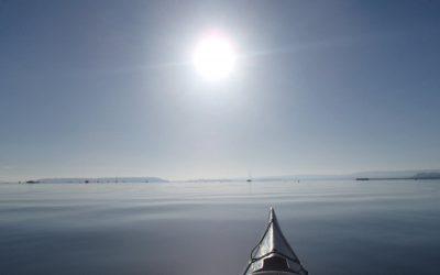 Kayaking Poole AT